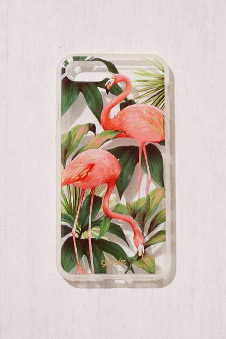 Sonix Flamingo Garden iPhone 7/6/6s Case