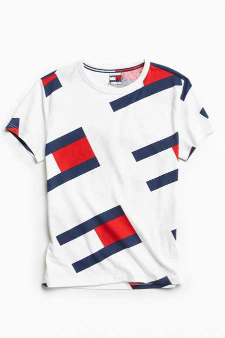 Tommy Hilfiger '90s Flag Tee