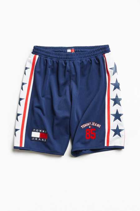 Tommy Jeans '90s Logo Mesh Basketball Short
