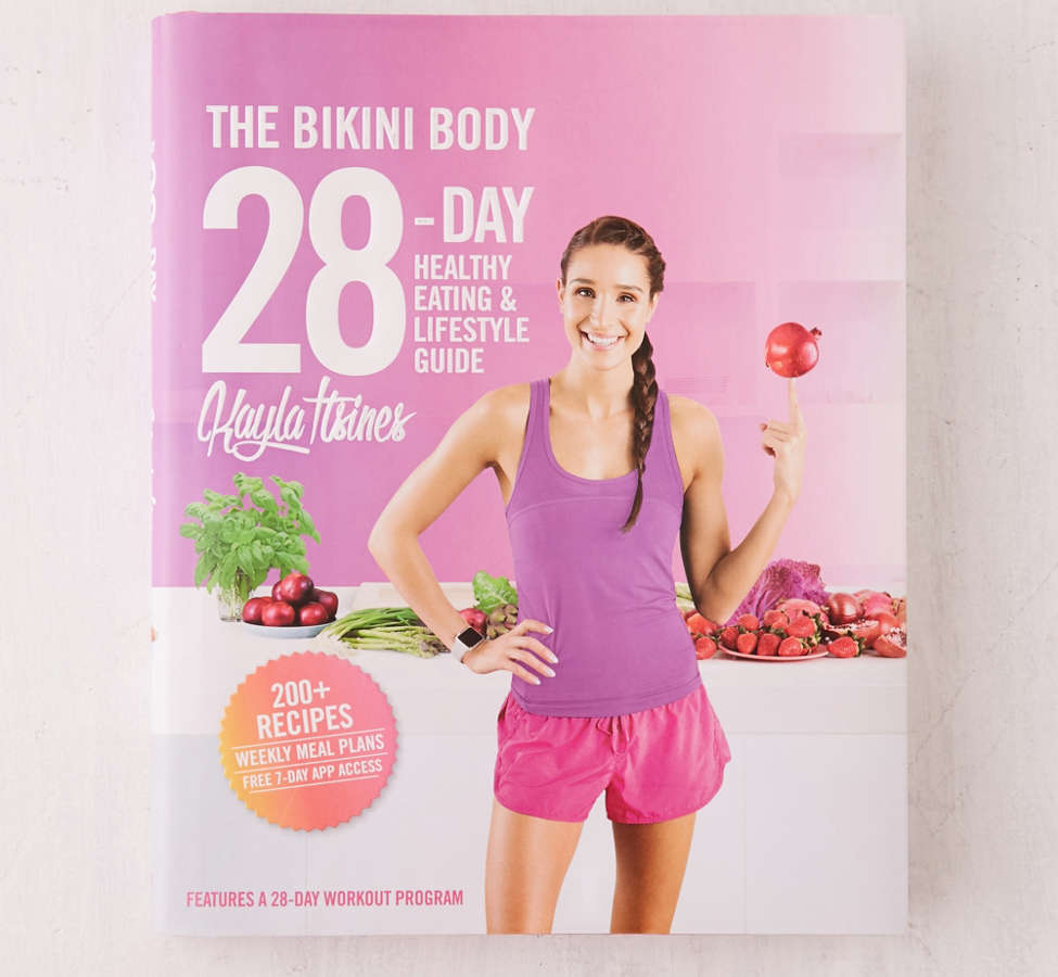 Slide View: 1: The Bikini Body 28-Day Healthy Eating & Lifestyle Guide By Kayla Itsines
