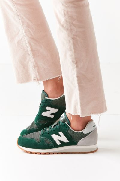 New Balance 520 Running Sneaker - Dark Green 4 1/2 at Urban Outfitters