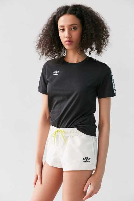 Umbro Mid-Rise Checkerboard Short