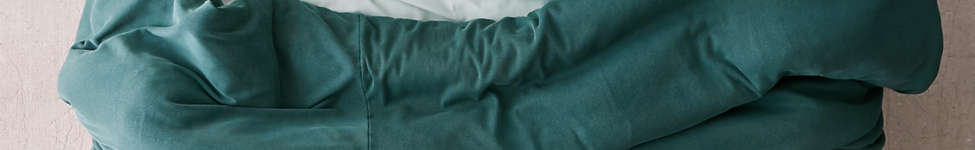 Thumbnail View 1: Faded Ribbed Jersey Comforter