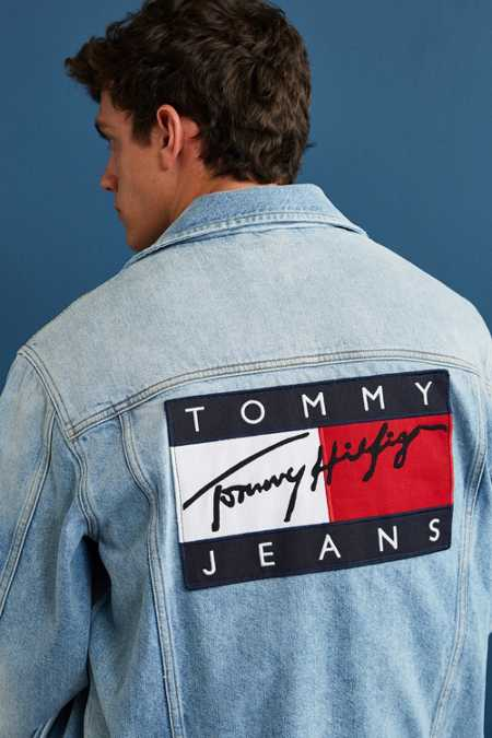 Tommy Hilfiger '90s Denim Trucker Jacket