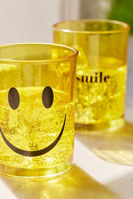Smile Glasses Set