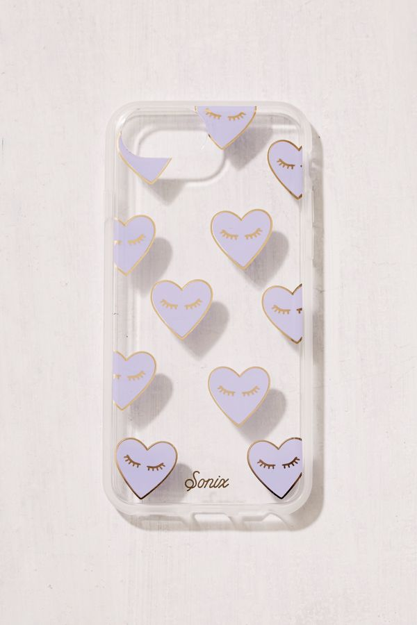 Sonix X Uo Fancy Hearts Iphone 766s Case Urban Outfitters