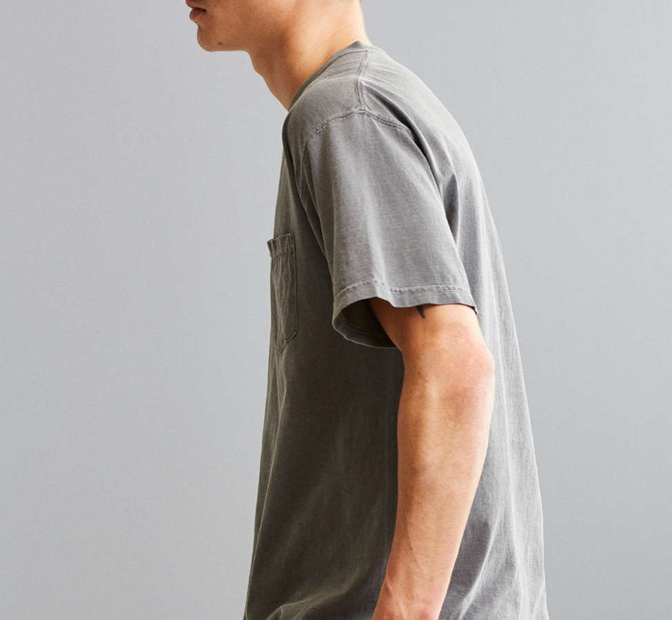 Slide View: 3: Comfort Colors Pocket Tee