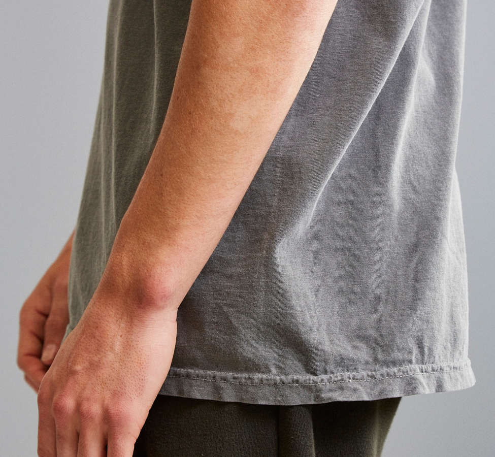 Slide View: 5: Comfort Colors Pocket Tee