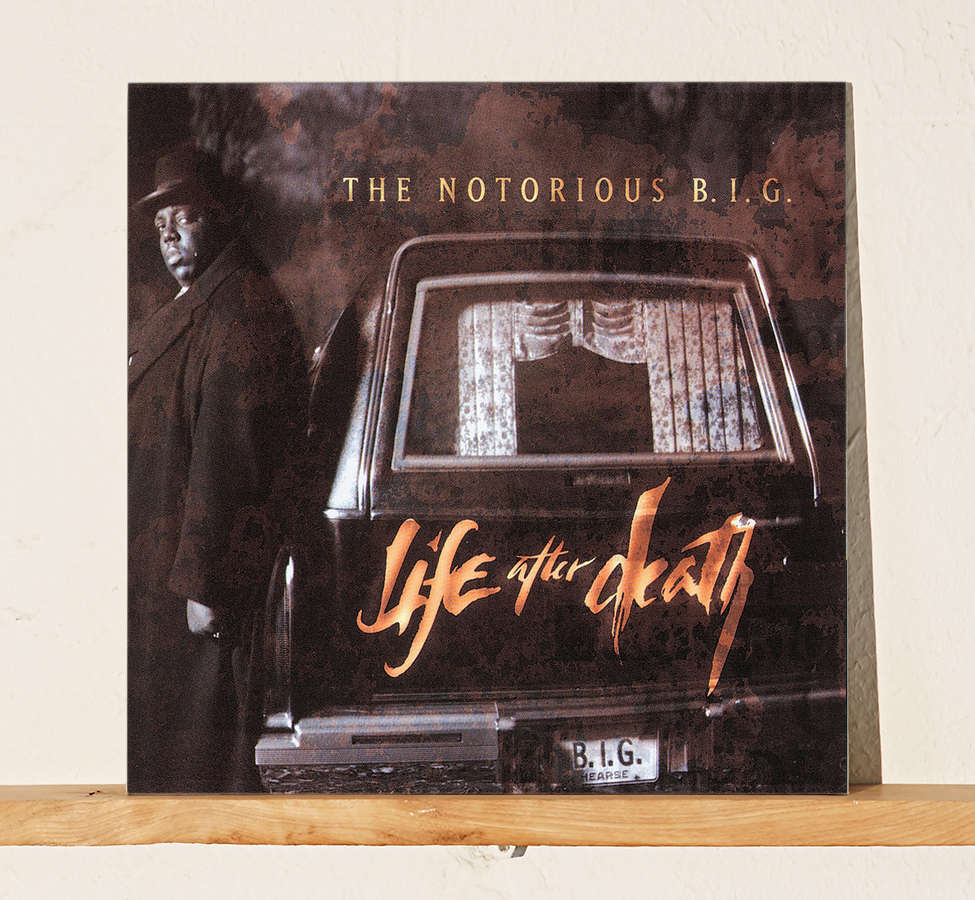 Slide View: 1: The Notorious B.I.G. - Life After Death 3XLP