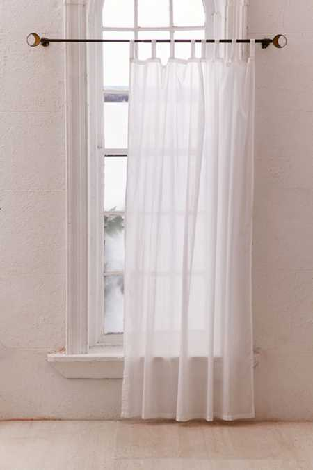 Sheer Voile Window Curtain