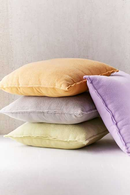 Beach Fleece Pillow