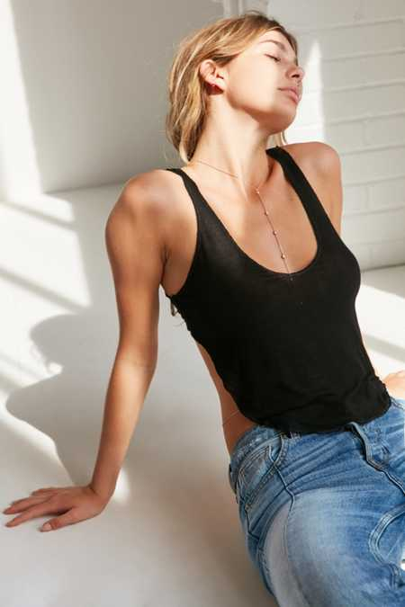 Ecote Cliff Hanger Tank Top