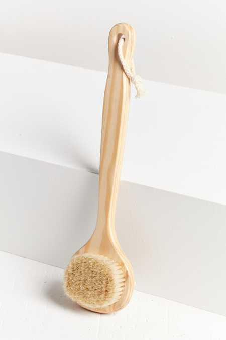 Baudelaire Cedar Bath Massager Brush