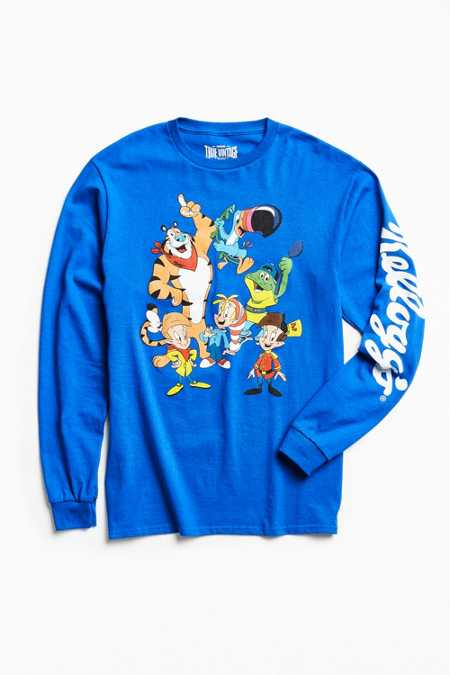 Kellogg's Cereal Long Sleeve Tee