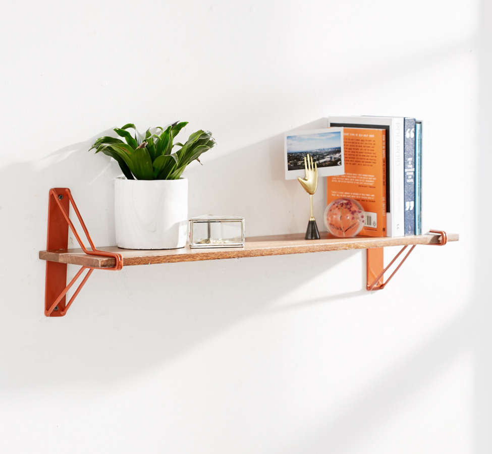 Slide View: 1: Graham Single Shelf