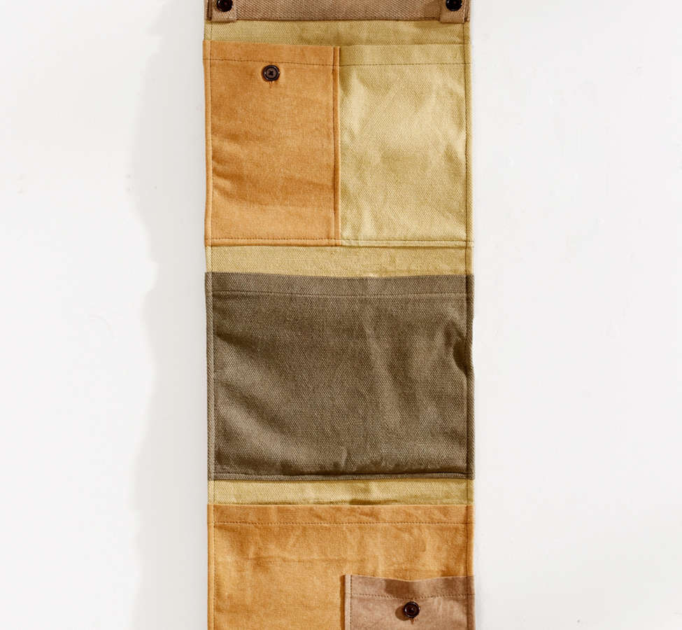 Slide View: 3: Surplus Patched Wall Storage Pocket