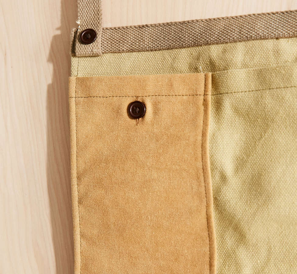 Slide View: 4: Surplus Patched Wall Storage Pocket