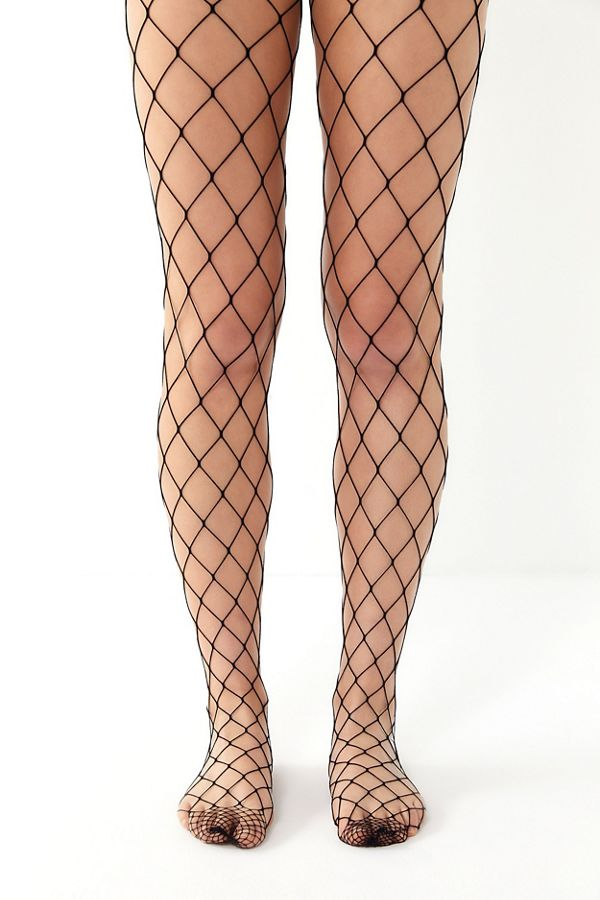 Out From Under Wide Net Fishnet Tight | Urban Outfitters