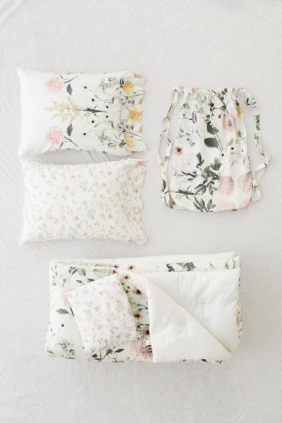 Daniella Floral Comforter Snooze Set Urban Outfitters