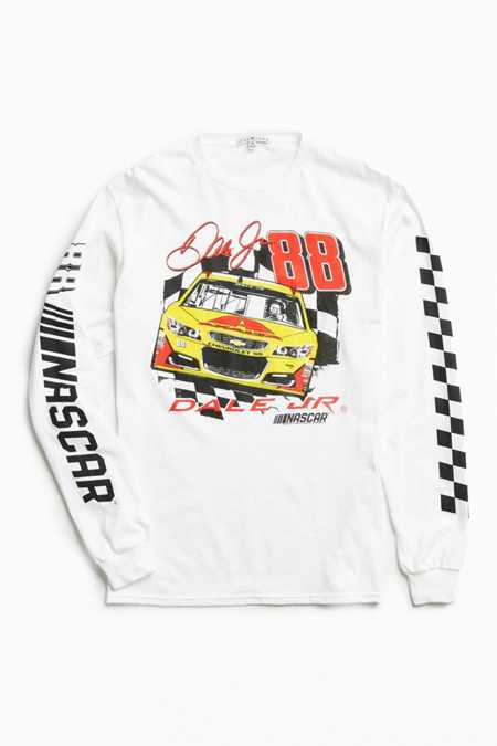 NASCAR Dale Jr. Long Sleeve Tee