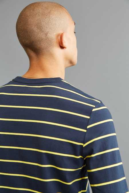 Slide View: 5: Nautica Striped Long Sleeve Tee