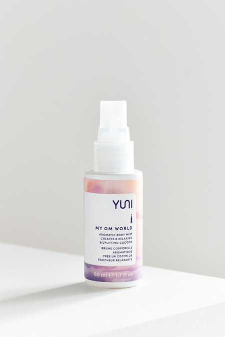 YUNI My Om World Aromatic Body Mist