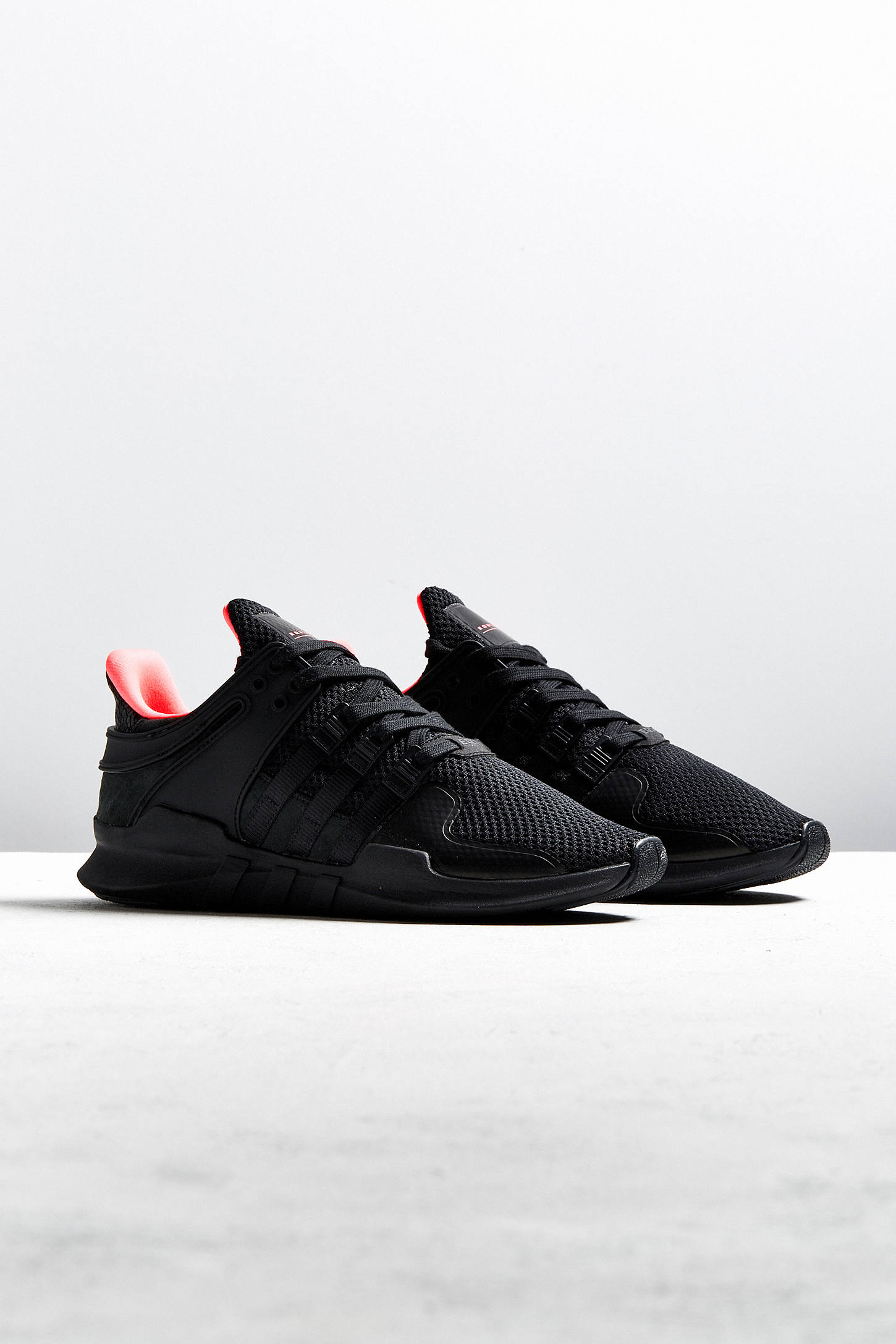 The adidas EQT Support ADV Crystal White Turbo Red Releases
