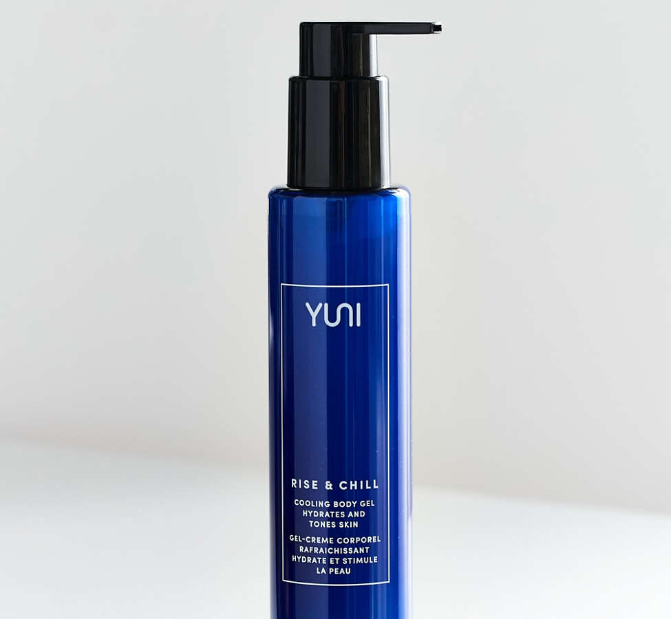 Slide View: 1: YUNI Rise + Chill Cooling Body Gel