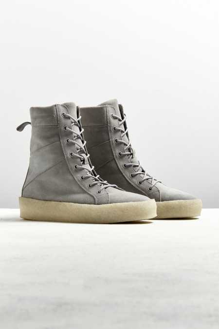 UO Stacked Crepe Sneakerboot