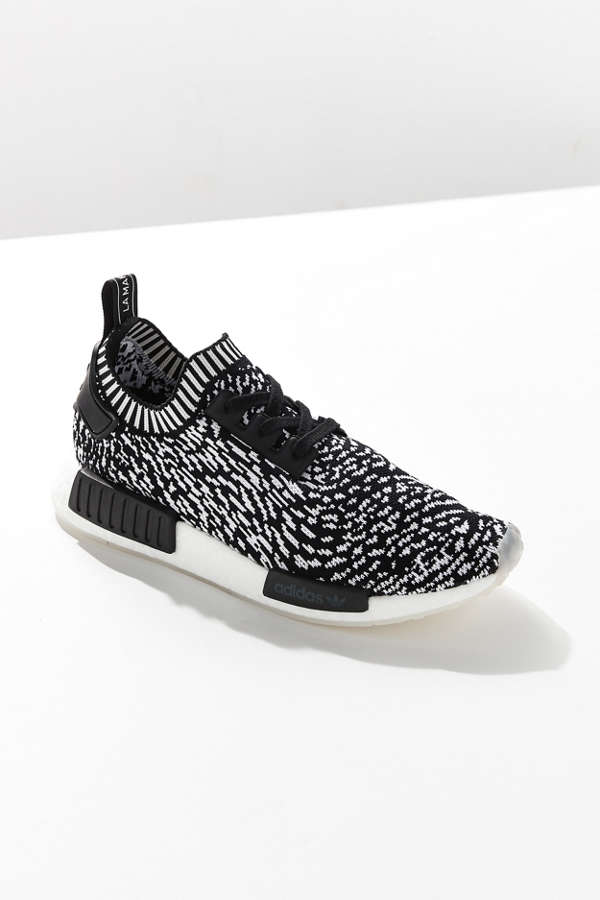 best cheap 83ef5 f45a0 NMD R1 Georgetown Colorway (Onix Black White) Quick Close up