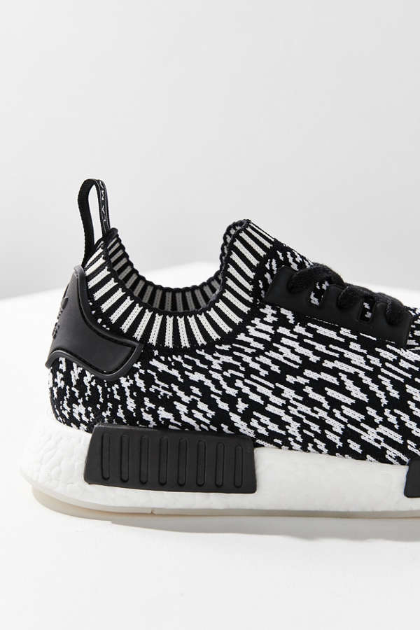REVIEW adidas Originals NMD R1 PK Primeknit Runner Boost Zebra