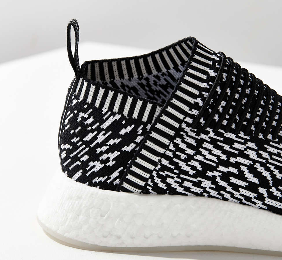Slide View: 2: adidas NMD CS2 Primeknit Graphic Sneaker