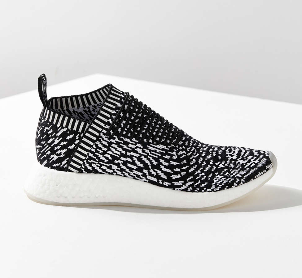 Slide View: 3: adidas NMD CS2 Primeknit Graphic Sneaker