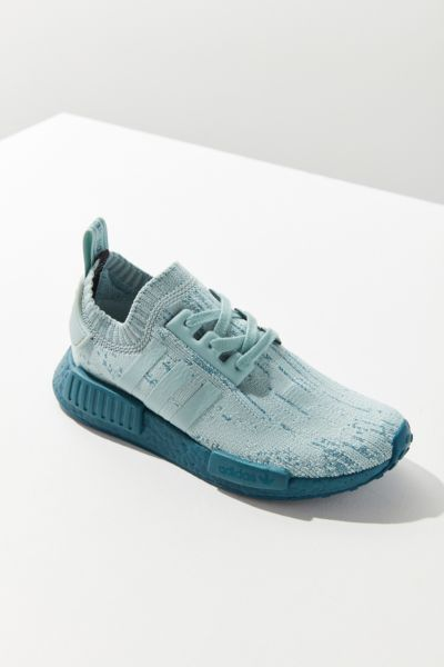 adidas Originals NMD R1 Primeknit Mint Sneaker - Mint 5. at Urban Outfitters