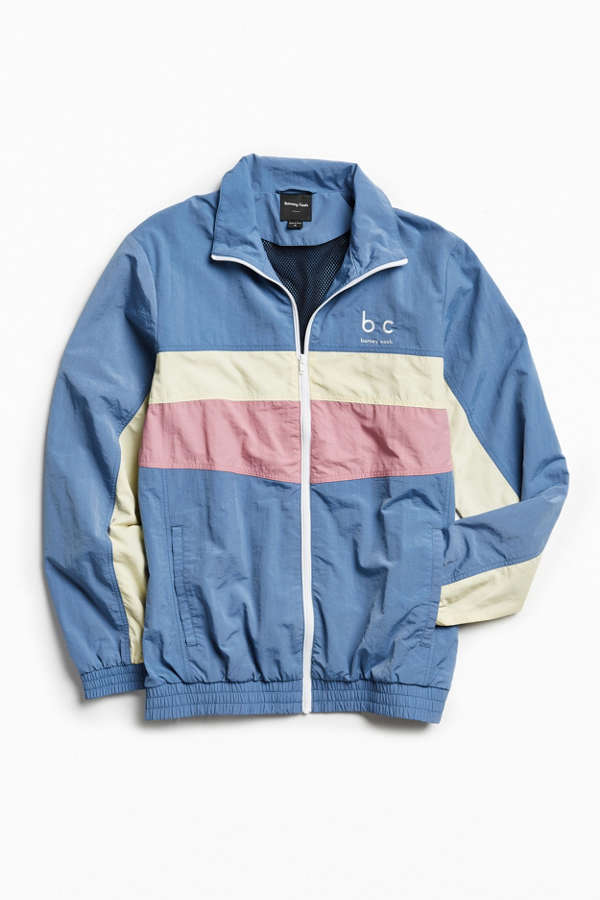 Barney Cools B. Quick Windbreaker Jacket | Urban Outfitters