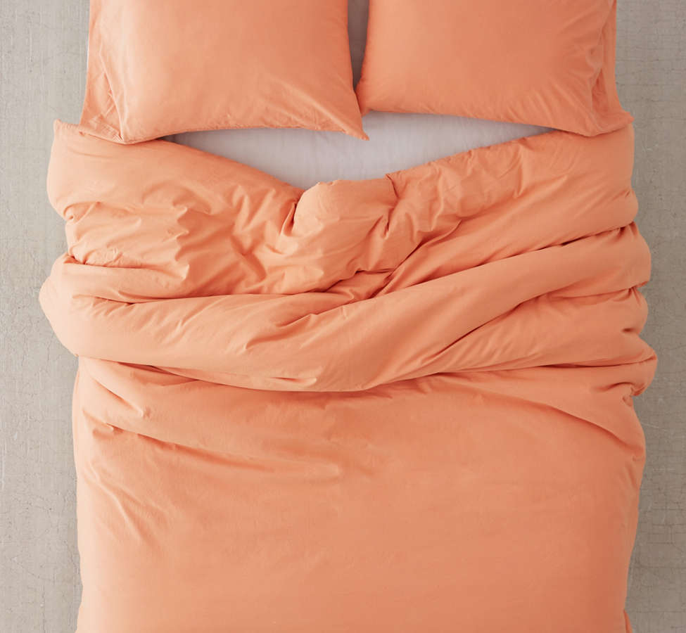 Slide View: 1: Washed Cotton Comforter