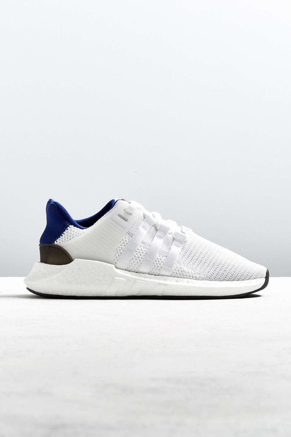 adidas eqt sostegno 93 / 17   blu bianco scarpe urban outfitters