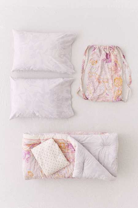 Taliah Mixed Floral Reversible Comforter Snooze Set