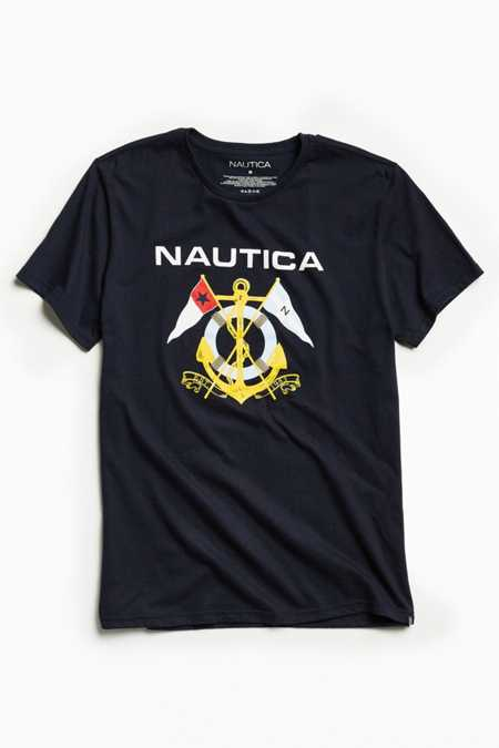 Nautica Anchor Tee