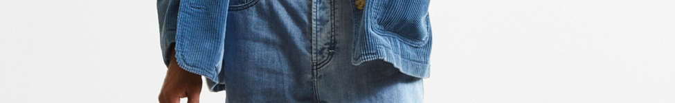 Thumbnail View 6: Barney Cools Indigo Relaxed Cropped Jean