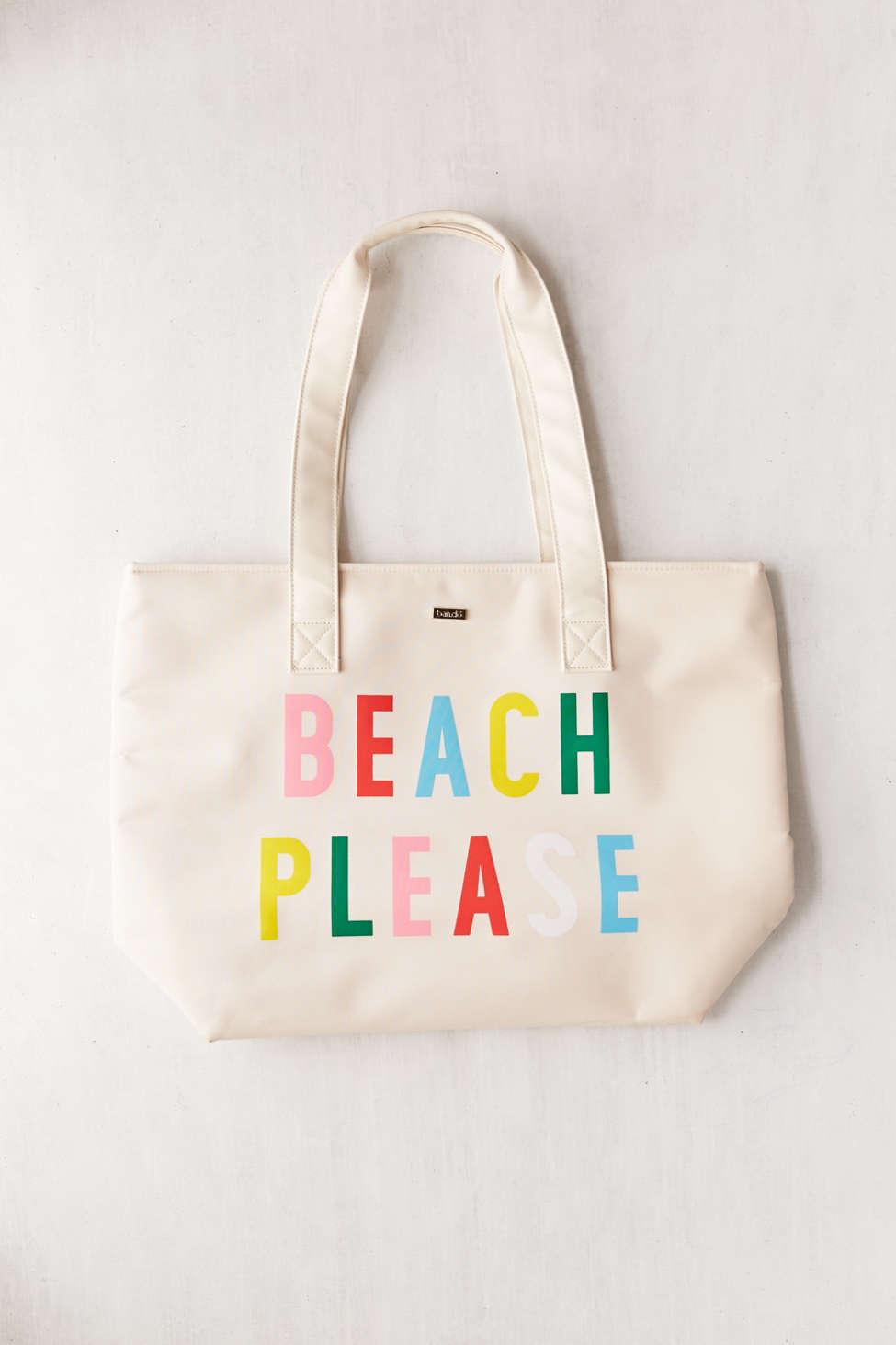 Slide View: 1: ban.do Beach Please Cooler Bag