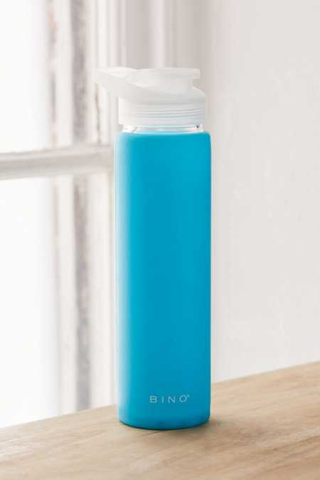 Bino Glass Water Bottle