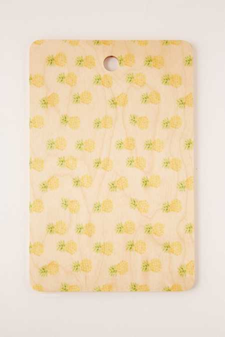 Wonder Forest for DENY Pineapple Express Cutting Board
