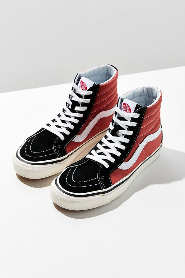 vans anaheim factory sk8-hi 38 dx shoes