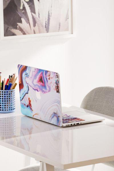 Agate Crystal MacBook Pro Retina Laptop Skin