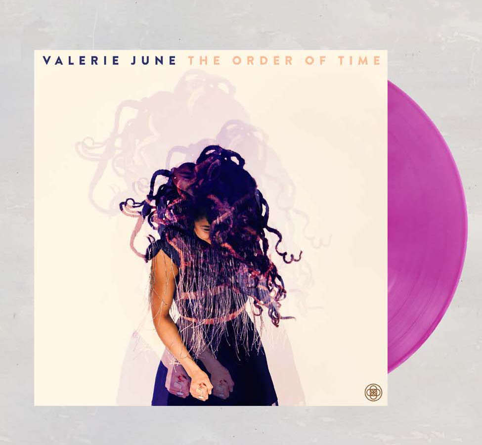 Slide View: 1: Valerie June - The Order Of Time Limited Pressing LP
