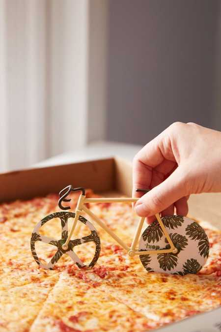 Fixed Gear Bike Pizza Slicer