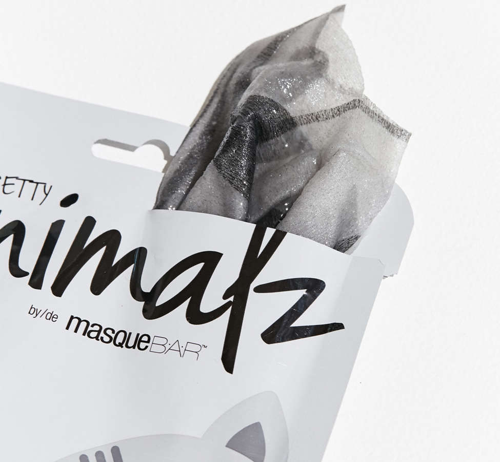Slide View: 2: Look Beauty Pretty Animalz Sheet Mask