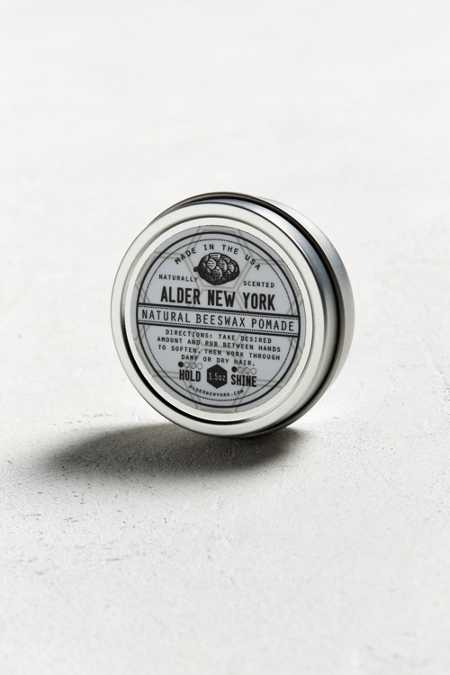 Alder New York Natural Beeswax Pomade
