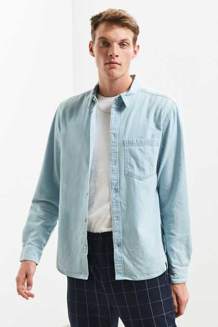 BDG '90s Denim Button-Down Shirt